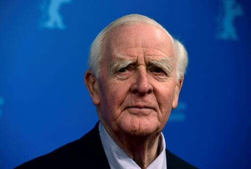 John le Carré at the Berlin Film Festival in 2016.