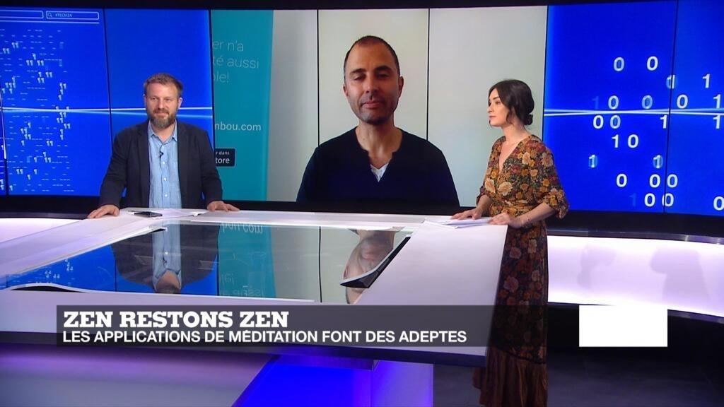 Tech 24 - Zen attitude : comment lâcher prise sans lâcher son smartphone ?