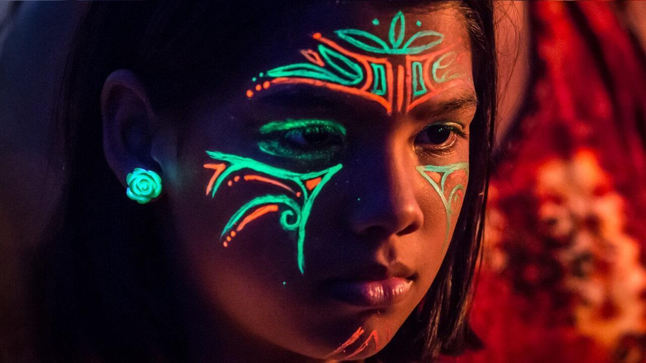 Imagen de la película 'Los silencios' de la directora brasileña Beatriz Seigner, presente en el Festival de Cine de Cartagena de Indias, Colombia.