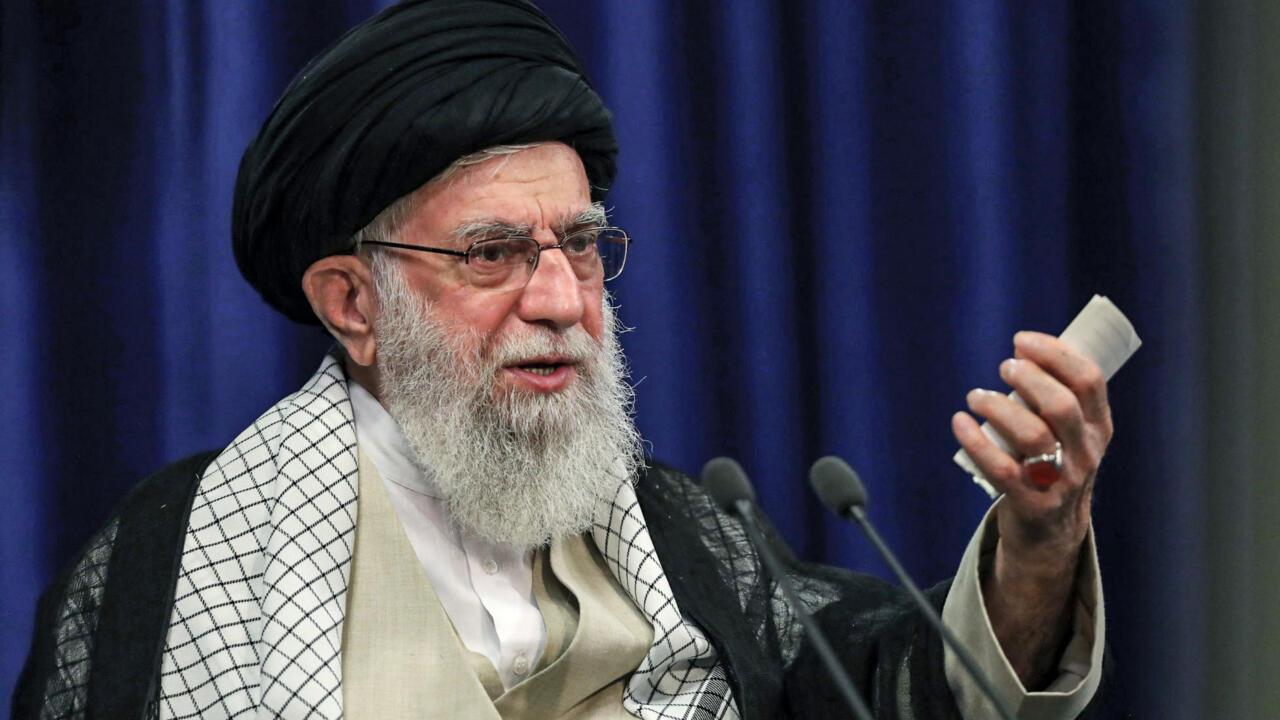 Iran's Khamenei urges fight against 'tragic' virus resurgence - France 24