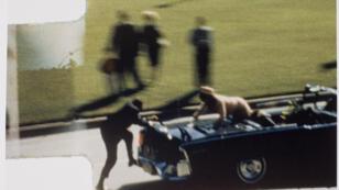 Image extraite du film amateur d'Abraham Zapruder