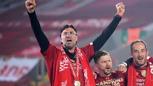 Liverpool manager Jurgen Klopp believes his side need to improve again next season to stay ahead of the Premier League competition