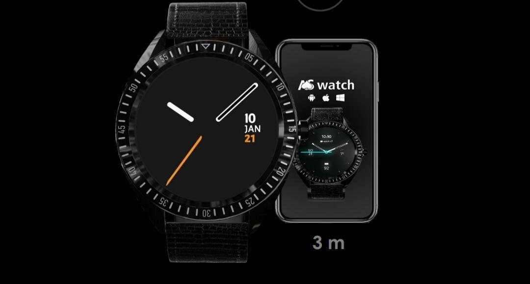 ساعة ذكية تنبه المستخدم في حال سرقة أو ضياع هاتفه المحمول