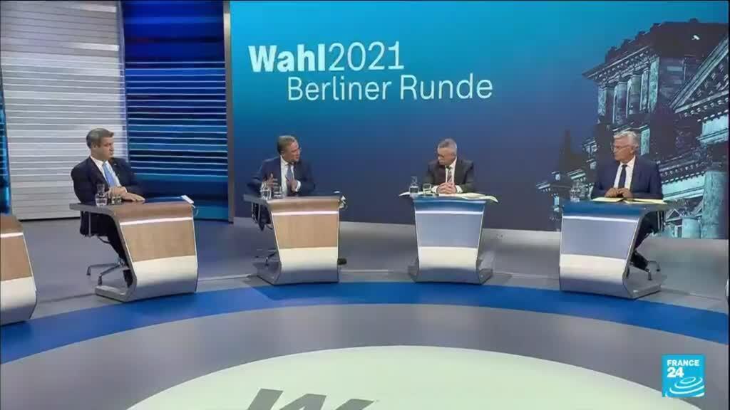 2021-09-28 13:12 Allemagne : les tractations pour former un nouveau gouvernement pourraient s'éterniser