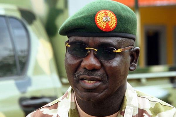 """""""Boko Haram n'est plus en mesure de combattre"""", assure le chef d'état-major des armées, le général Tukur Buratai."""