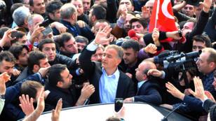 Ekram Dumanli a été arrêté dimanche par les forces de la cellule antiterroriste.