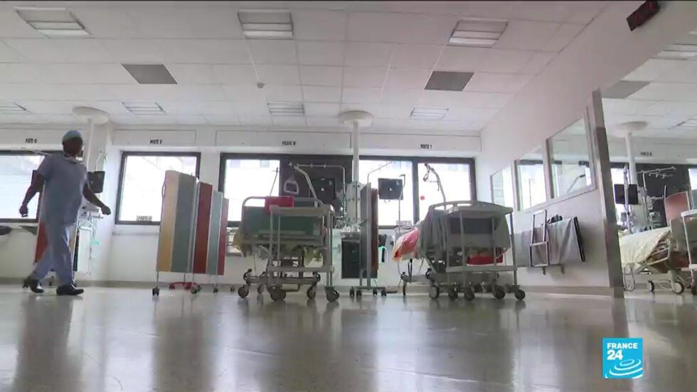 L\'hôpital public se mobilise pour réclamer un traitement de choc