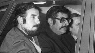 صورة تعود لعام 1977 للفلسطيني أبو داود الذي اعترف بمسؤوليته عن اعتداء ميونيخ عام 1972