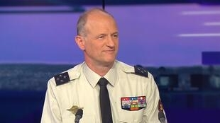 Général Eric Bucquet