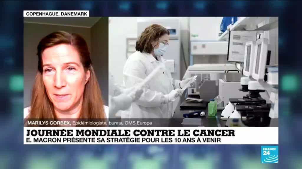 2021-02-04 13:15 Journée Mondiale contre le Cancer: OMS