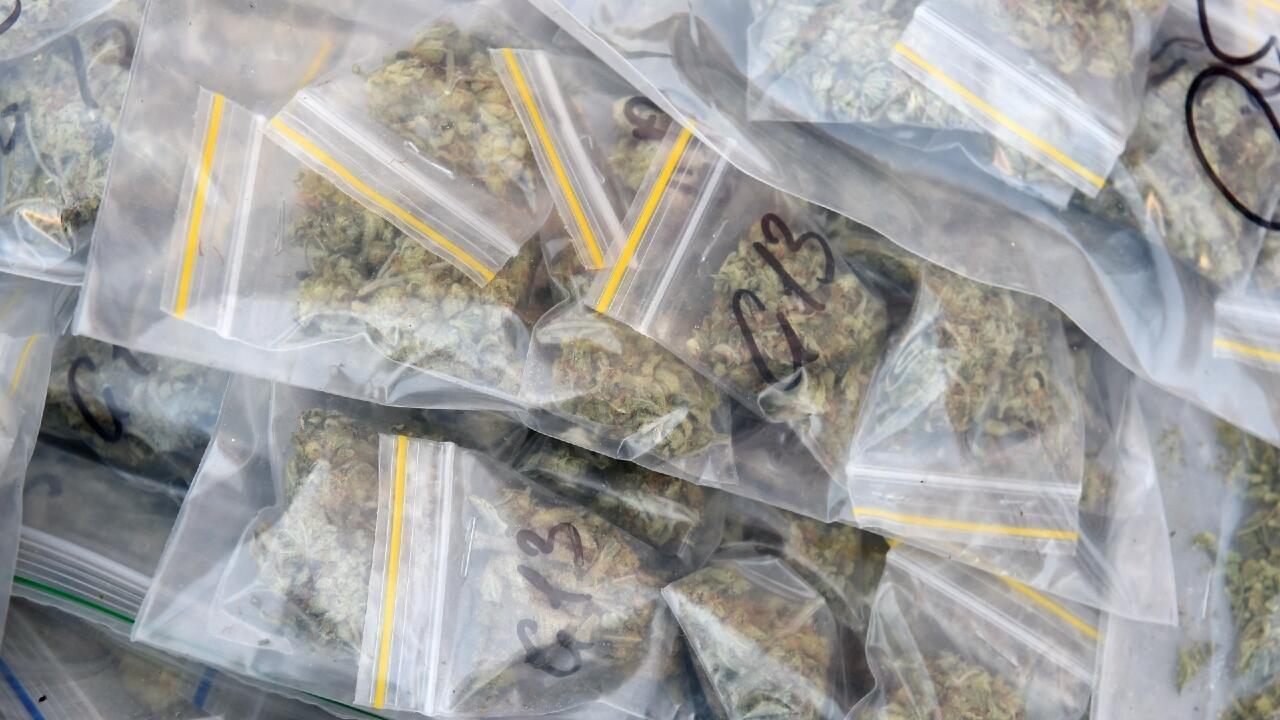 Marihuana Francia