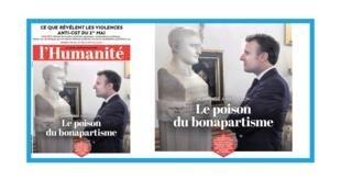 Commémoration en France du bicentenaire de la mort de Napoléon Ier