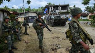 جنود فلبينيون، 3 يونيو/حزيران 2017