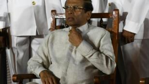Sri Lanka's president Maithripala Sirisena is at loggerheads with his pro-Western Prime Minister