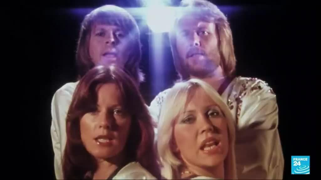 2021-09-03 09:43 ABBA back after 40 years with new album, virtual stage show
