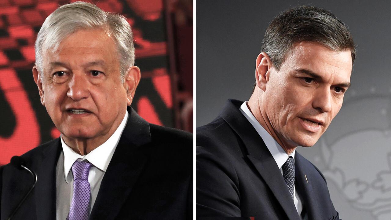 La carta de Andrés Manuel López Obrador generó el absoluto rechazo del Gobierno de España.