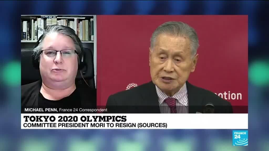 2021-02-11 13:12 Tokyo Olympics chief Mori to resign over sexist remarks