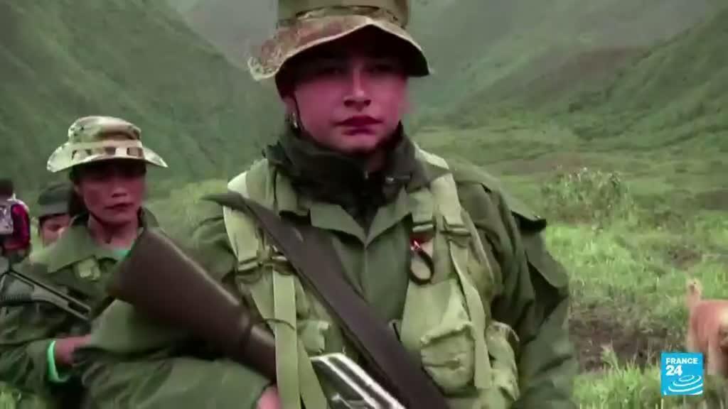 2021-08-11 13:37 Colombia investiga reclutamiento de 18.667 menores en sus cinco décadas de levantamiento armado