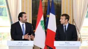 Le 1er septembre, lors d'une visite en France, Saad Hariri avait promis à Emmanuel Macron de régler le contentieux l'opposant à ses anciens employés.