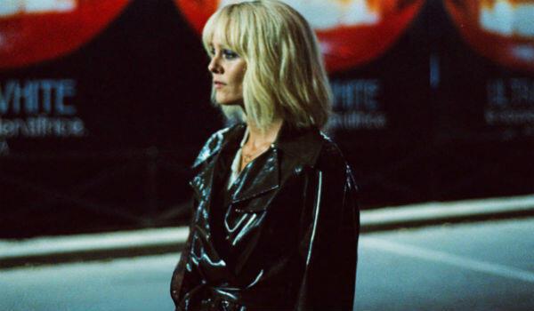 """A still from """"Knife + Heart"""", starring Vanessa Paradis."""