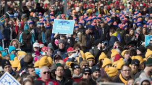 """La """"Marche pour la vie"""" s'est déroulée vendredi 27 janvier à Washington."""