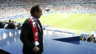 Les propos du président François Hollande ont été très mal accueillis par les acteurs du football français.