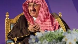 ولي العهد السعودي وزير الداخلية الأمير محمد بن نايف بن عبد العزيز