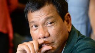 Rodrigo Duterte a été élu le 9 mai dernier au terme d'une campagne populiste et outrancière.