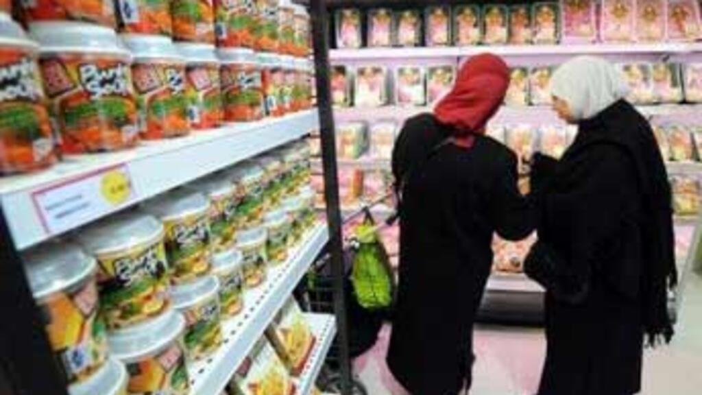 Paris food show opens its doors to growing halal market
