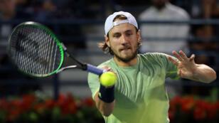 Lucas Pouille, 10e au classement ATP.