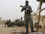 Soldiers killed in attack on Mali army camp, militants suspected
