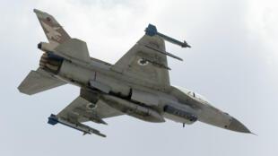 طائرة إف 16 إسرائيلية