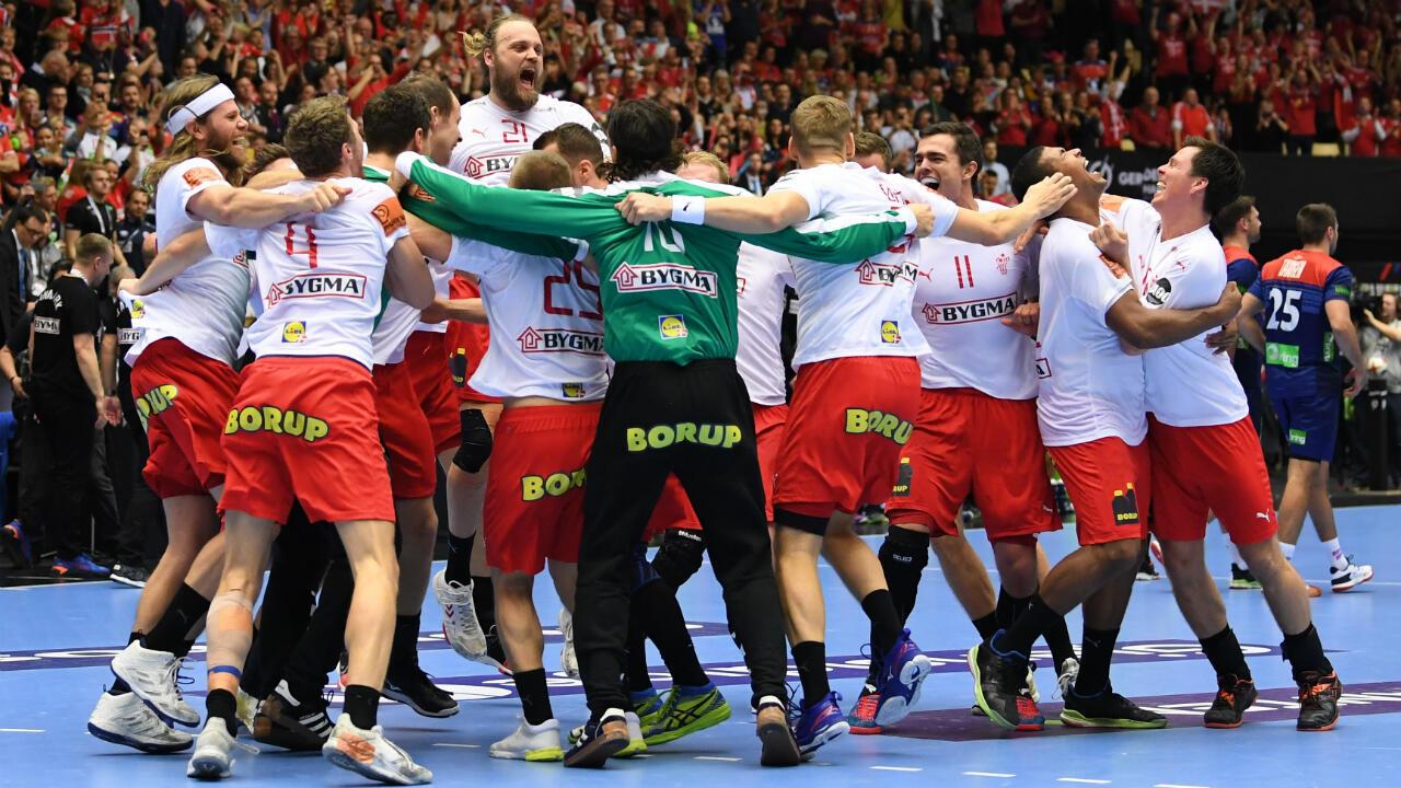 Les Danois ont écrasé la Norvège 31 à 22 en finale du Mondial 2019.