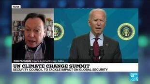 2021-02-23 13:04 UN climate change summit: Security Council to tackle impact on global security