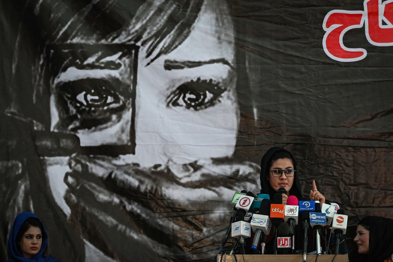 Afghan women, girls fear return to 'dark days' as Taliban enter Kabul