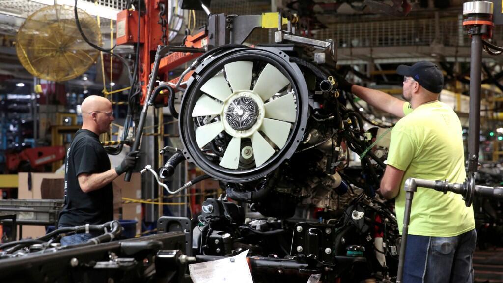 Foto de archivo de la planta de General Motors en Michigan, Estados Unidos. 5 de febrero de 2019.