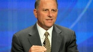 The exit of Jeff Fager (pictured) comes three days after the television giant announced the departure of president, chairman and CEO Leslie Moonves, whom at least 12 women had accused of sexual misconduct stretching back decades