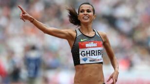 حبيبة الغريبي، أول تونسية تفوز بميدالية أولمبية عام 2012 في لندن