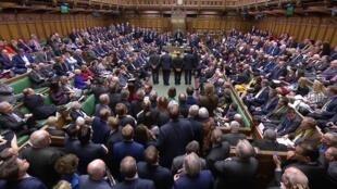 مجلس النواب البريطاني 13 مارس/آذار 2019