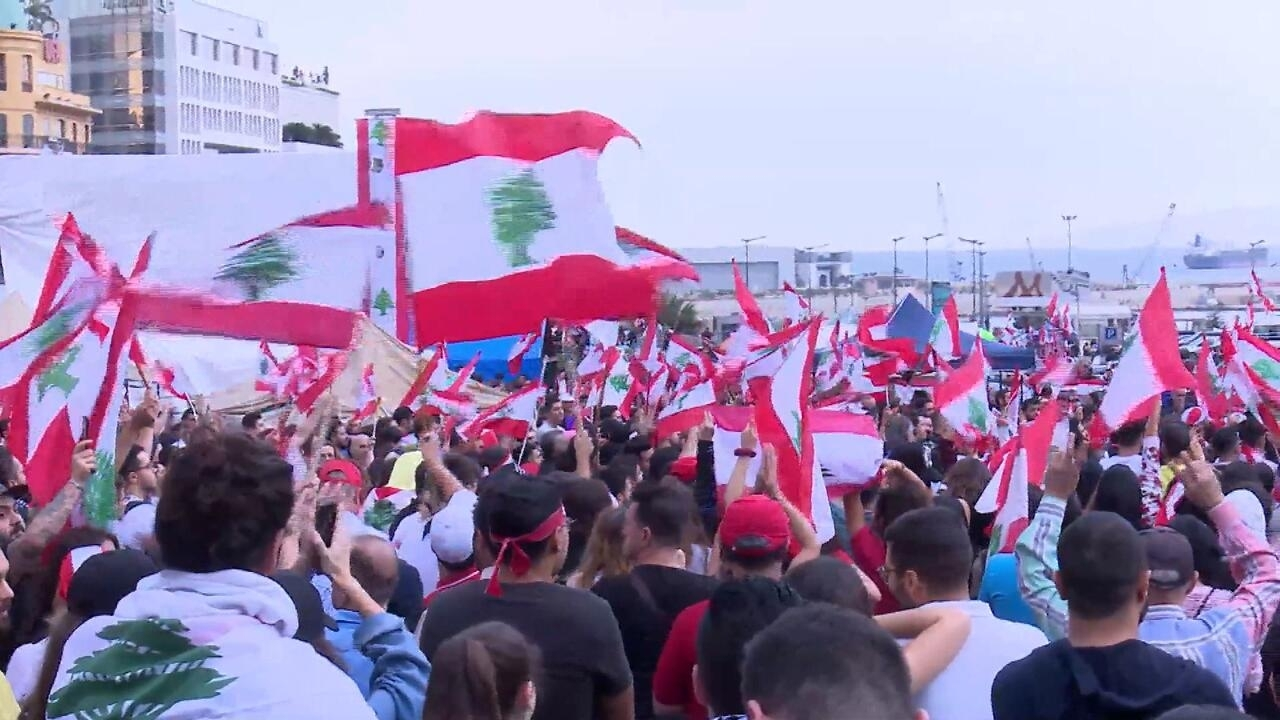 Lebanon's unfinished revolution: One year after protests, change has yet to come