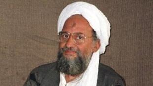 أيمن الظواهري زعيم تنظيم القاعدة