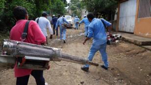 Guatemala y Honduras también decretaron alerta epidemiológica y realizan un esfuerzo por contener el avance de la enfermedad