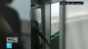 هجوم للقراصنة في خليج غينيا