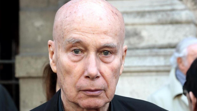 Gallimard arrête la commercialisation du journal de Gabriel Matzneff