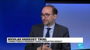 2021-03-01 11:06 Nicolas Sarkozy trial: Former French president faces corruption verdict