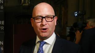 Paul Nuttall a été élu à la tête de l'Ukip en remplacement du charismatique Nigel Farage.