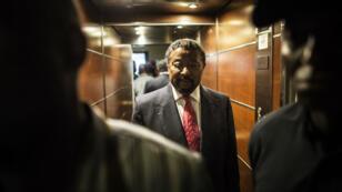 L'opposant Jean Ping s'est auto-proclamé président du Gabon, vendredi 2 septembre, lors d'une conférence de presse, à Libreville.