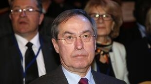 Claude Guéant en 2014.