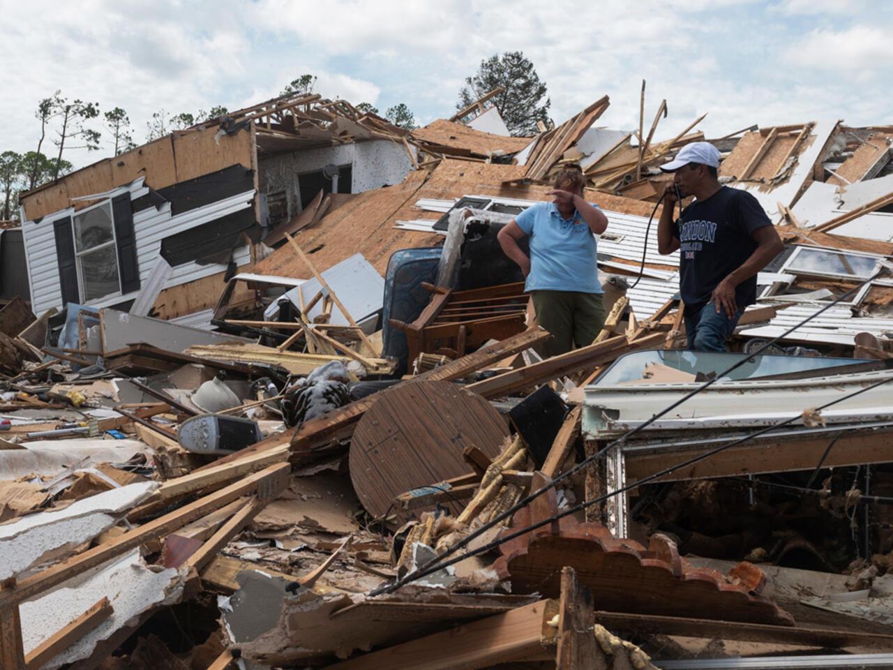 Huracán Laura deja al menos cuatro personas muertas en Luisiana