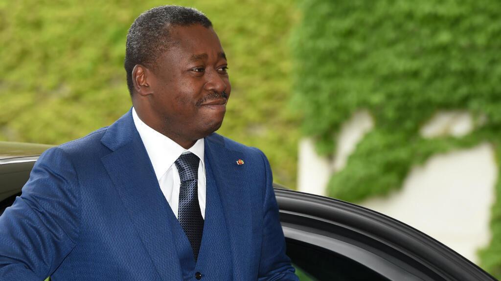 Le président togolais Faure Gnassingbé, à Berlin pour une rencontre avec Angela Merkel, le 9 juin 2016.